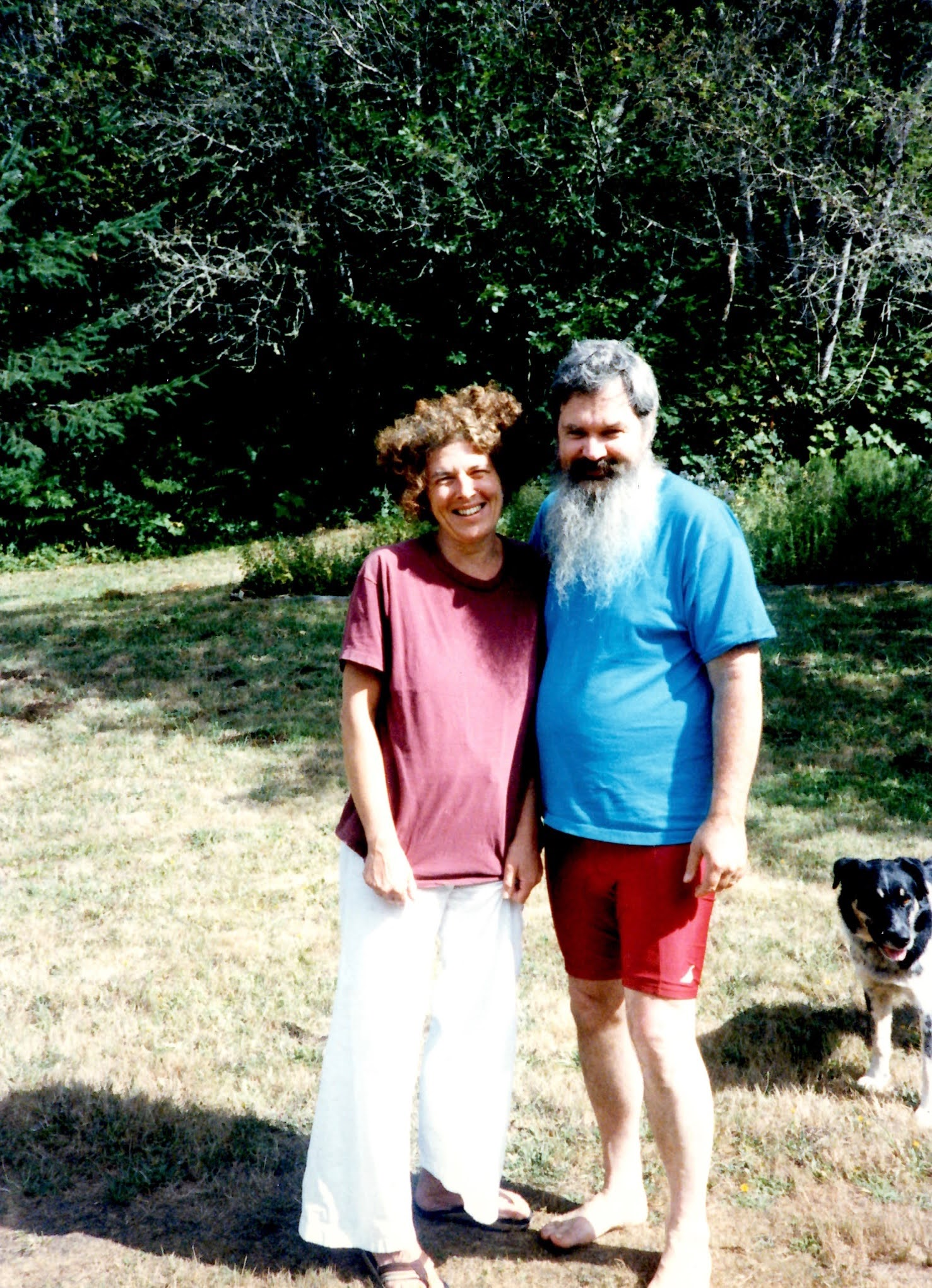 Peggy and Bill Brevoort