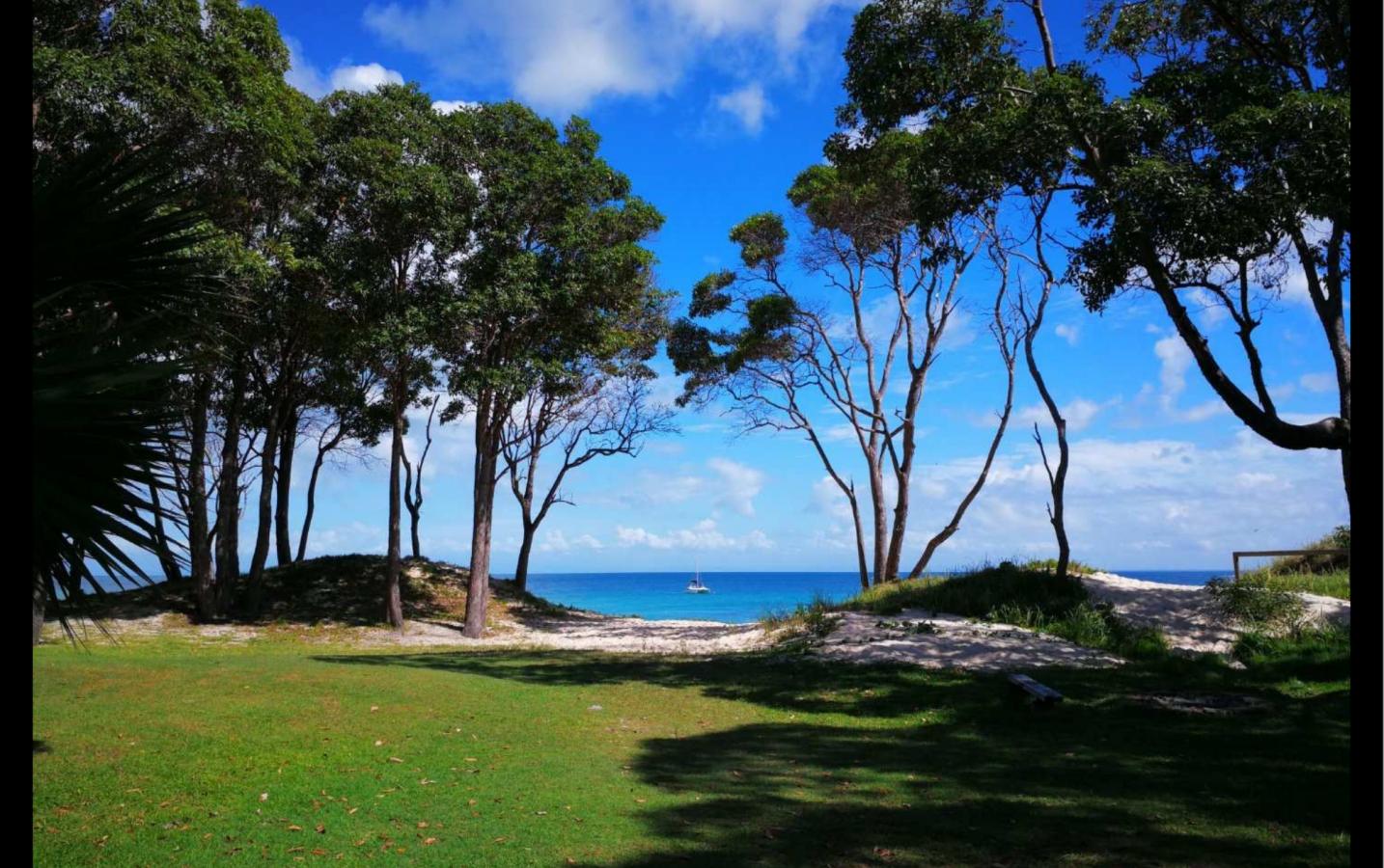Gold Coast, Australia --Cliff Wang